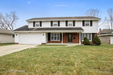 3845 Gregory Drive, Northbrook, IL 60062 - #: 10161421