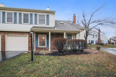 2557 College Hill Circle UNIT 13, Schaumburg, IL 60173 - #: 10161445