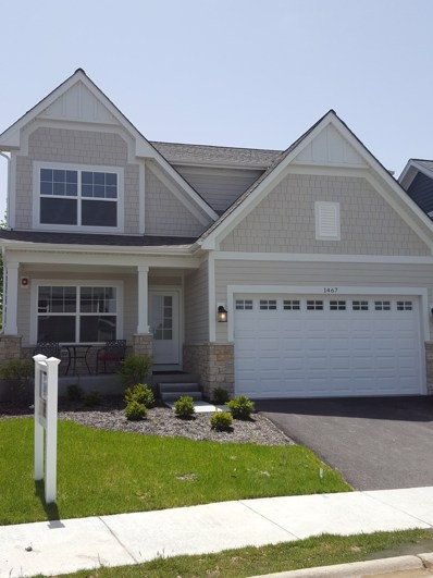 1467 Somerset Place, Barrington, IL 60010 - #: 10161497