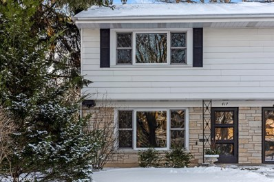 417 Greenleaf Avenue, Wilmette, IL 60091 - #: 10161676
