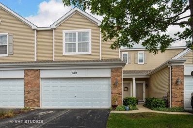 605 Springbrook Trail NORTH, Oswego, IL 60543 - #: 10161798
