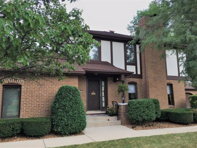 6346 W Orchard Drive UNIT 9W, Palos Heights, IL 60463 - #: 10162090