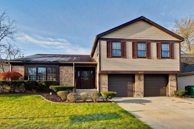 600 Cobblestone Lane, Buffalo Grove, IL 60089 - #: 10162268