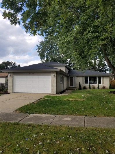 6430 180th Place, Tinley Park, IL 60477 - MLS#: 10162450