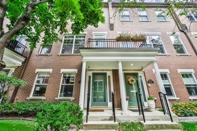 210 W Scott Street UNIT C, Chicago, IL 60610 - #: 10162451