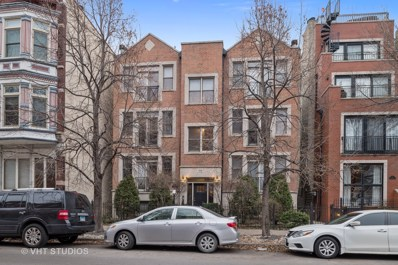 615 N Noble Street UNIT 3N, Chicago, IL 60642 - #: 10162673
