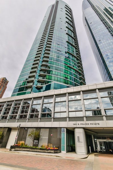 1201 S Prairie Avenue UNIT 3004, Chicago, IL 60605 - #: 10162749