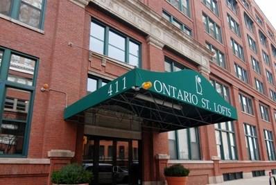 411 W Ontario Street UNIT 203, Chicago, IL 60611 - #: 10162942
