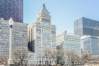 310 S Michigan Avenue UNIT 1403, Chicago, IL 60604 - #: 10162976