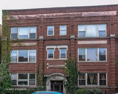 827 W Lawrence Avenue UNIT 3S, Chicago, IL 60640 - #: 10162998