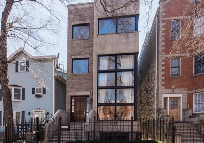 1523 W School Street, Chicago, IL 60657 - MLS#: 10163019
