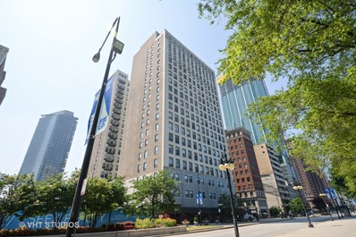 910 S Michigan Avenue UNIT 611, Chicago, IL 60610 - #: 10163035