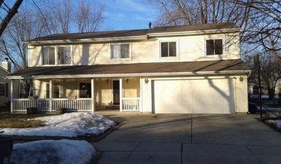 1094 Highbury Drive, Elgin, IL 60120 - #: 10163064