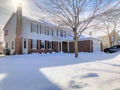 1543 W Edgewater Lane, Palatine, IL 60067 - MLS#: 10163320