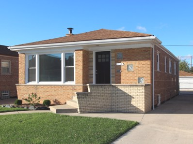6044 W 60th Street, Chicago, IL 60638 - #: 10163369