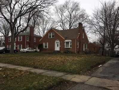 289 W 16th Street, Chicago Heights, IL 60411 - MLS#: 10163507