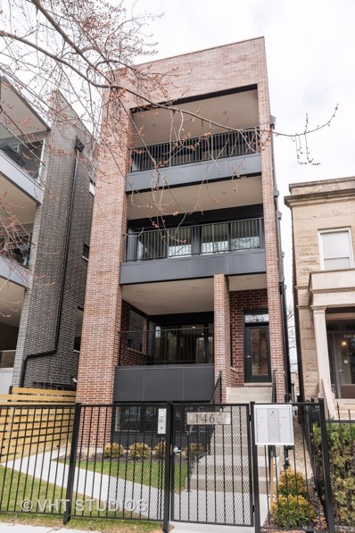 1466 W Winona Street UNIT 1, Chicago, IL 60640 - #: 10163556