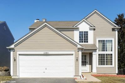 1280 Spaulding Road, Bartlett, IL 60103 - MLS#: 10163674