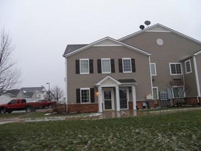 132 Bertram Drive UNIT P, Yorkville, IL 60560 - #: 10163682