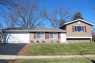 2001 Stairway Drive, Hanover Park, IL 60133 - #: 10163686