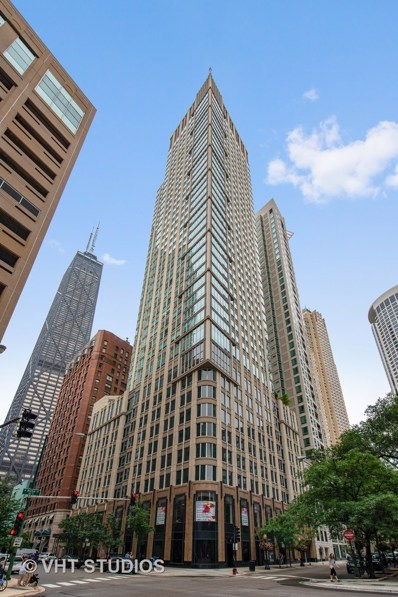 57 E Delaware Place UNIT 3402, Chicago, IL 60611 - #: 10163753