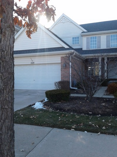 249 Westminster Drive, Bloomingdale, IL 60108 - #: 10163833