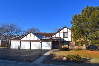 1228 Williamsport Drive UNIT 4, Westmont, IL 60559 - MLS#: 10164080