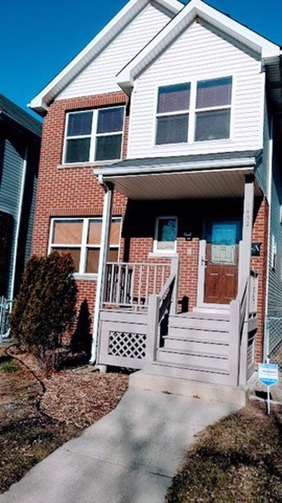 1452 E 72nd Street, Chicago, IL 60619 - MLS#: 10164192