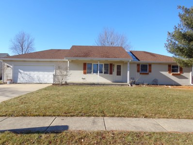589 Willow Road, Manteno, IL 60950 - MLS#: 10164244