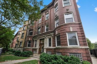 823 W Belle Plaine Avenue UNIT 3, Chicago, IL 60613 - #: 10164292