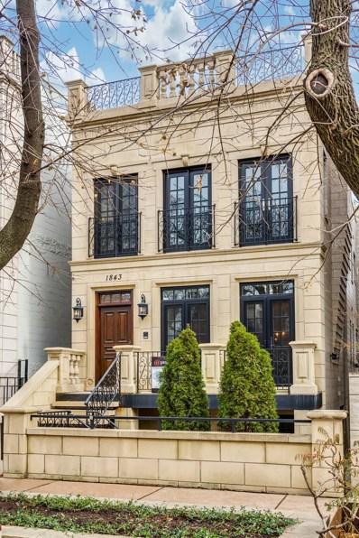 1843 N Winchester Avenue, Chicago, IL 60622 - #: 10164300