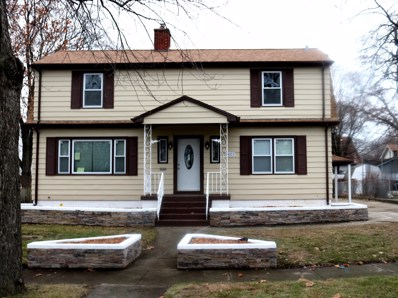 18023 Arcadia Avenue, Lansing, IL 60438 - MLS#: 10164578
