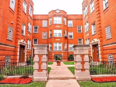 2300 W Granville Avenue UNIT 3, Chicago, IL 60659 - #: 10164593