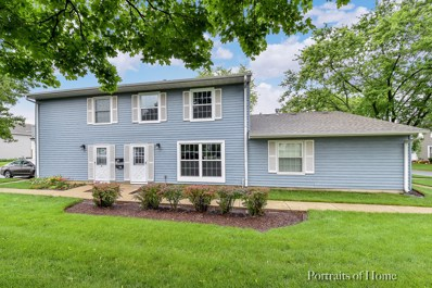 1601 Woodcutter Lane UNIT C, Wheaton, IL 60189 - #: 10164600