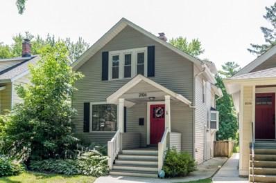 2106 Noyes Street, Evanston, IL 60201 - #: 10164959