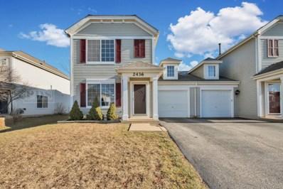 2436 Roxbury Lane, Montgomery, IL 60538 - #: 10165249