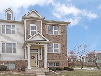 3101 Valley Falls Street UNIT 3101, Elgin, IL 60124 - MLS#: 10165278