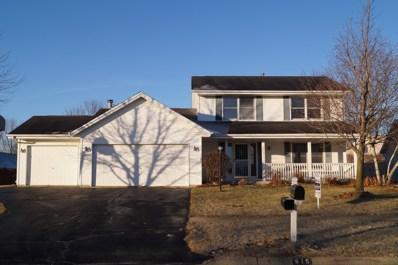 615 David Drive, Winnebago, IL 61088 - #: 10165319