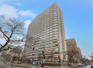 2930 N Sheridan Road UNIT 809, Chicago, IL 60657 - #: 10165420