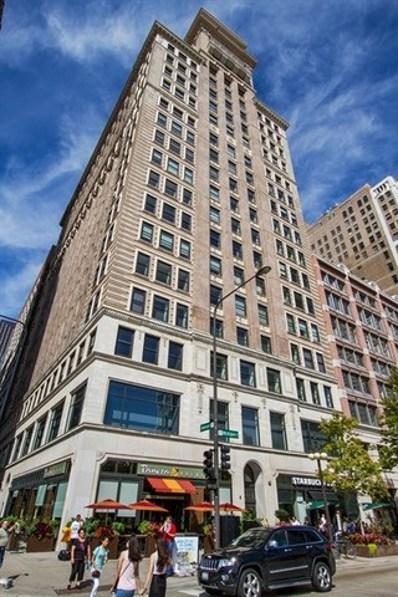 6 N Michigan Avenue UNIT 1603, Chicago, IL 60602 - #: 10165462