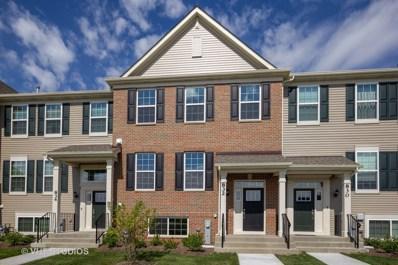 832 Shadowbrook Court, Oswego, IL 60543 - #: 10165874