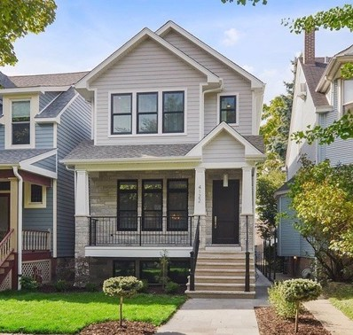 4122 N Hermitage Avenue, Chicago, IL 60613 - MLS#: 10166167