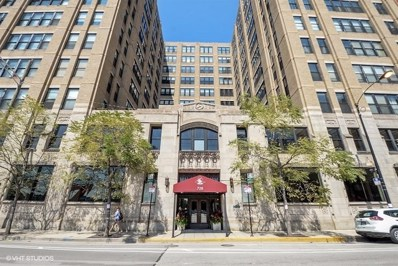 728 W Jackson Boulevard UNIT 812, Chicago, IL 60661 - MLS#: 10166345