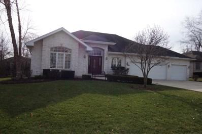 13211 W Choctaw Trail, Homer Glen, IL 60491 - MLS#: 10166439