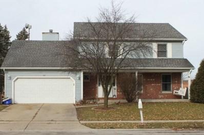 109 Chesterfield Drive, Oswego, IL 60543 - MLS#: 10166605