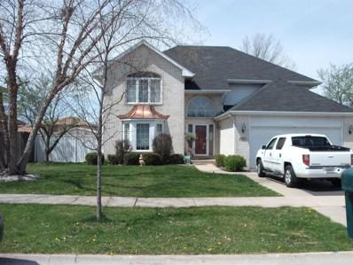 16922 Marilyn Drive, Tinley Park, IL 60477 - #: 10166687