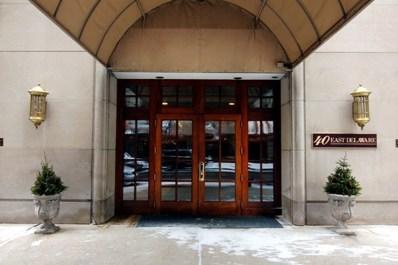 40 E Delaware Place UNIT 503, Chicago, IL 60611 - MLS#: 10166855
