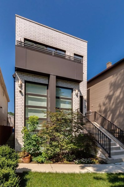 1738 N Rockwell Street, Chicago, IL 60647 - #: 10166873