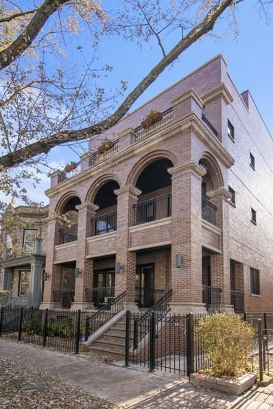 1419 W Byron Street UNIT 3, Chicago, IL 60613 - #: 10166894