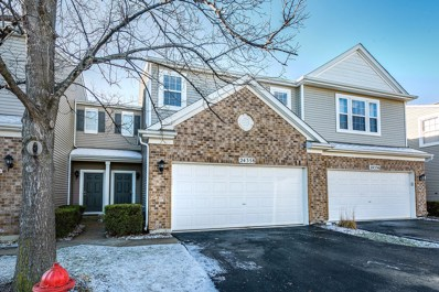 24358 Leski Lane UNIT 24358, Plainfield, IL 60585 - MLS#: 10166938